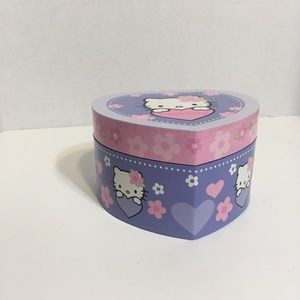 Vintage Hello Kitty Musical Jewelry Box!